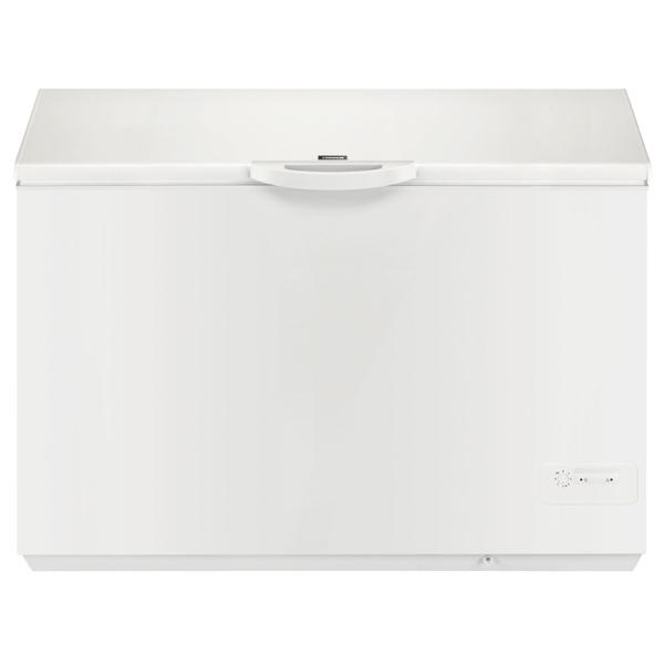 Lada frigorifica ZANUSSI ZFC41400WA, 400 l, 87.6 cm, A+, alb