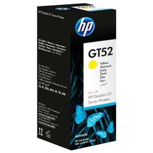 Cerneala HP GT52 (M0H56AE), galben