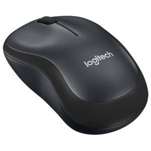 Mouse Wireless LOGITECH M220 Silent, 1000 dpi, negru