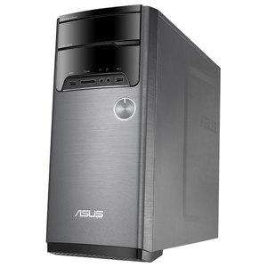 Sistem IT ASUS M32CD-K-RO001D, Intel® Core™ i5-7400 pana la 3.5GHz, 8GB, 1TB, NVIDIA  GeForce GTX 1050 2GB, Free Dos