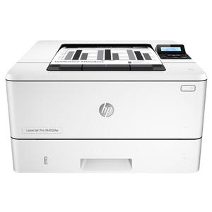 Imprimanta laser monocrom HP LaserJet Pro M402dw, A4, USB, Retea, Wi-Fi, alb