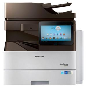 Multifunctional laser monocrom SAMSUNG SMART MultiXpress M4370LX, A4, USB, Retea