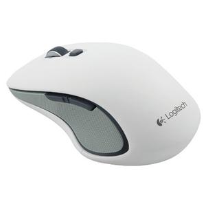Mouse Wireless LOGITECH M560, 1000 dpi, alb