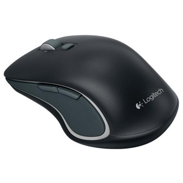 Mouse Wireless LOGITECH M560, 1000 dpi, negru