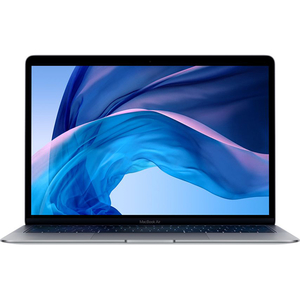 "Laptop APPLE MacBook Air 13 mvfh2ze/a, Intel Core i5 pana la 3.6GHz, 13.3"" IPS Retina, 8GB, SSD 128GB, Intel UHD Graphics 617, macOS Mojave, Space Gray - Tastatura layout INT"