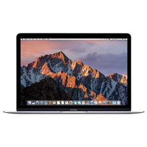 "Laptop APPLE MacBook 12"" Retina Display mnyj2ze/a, Intel® Core™ i5 pana la 3.2GHz, 8GB, 512GB, Intel HD Graphics 615, MacOS Sierra, Silver - Tastatura layout INT"