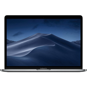 "Laptop APPLE MacBook Pro 13 muhn2ze/a, Intel Core i5 pana la 3.9GHz, 13.3"" Retina Display si Touch Bar, 8GB, 128GB, Intel Iris Plus Graphics 645, macOS Mojave, Space Gray - Tastatura layout INT"