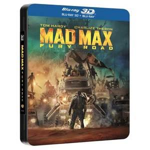 Mad Max: Drumul Furiei Blu-ray 3D Futurepack