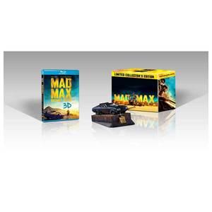 Mad Max: Drumul Furiei Blu-ray 3D Editie de colectie