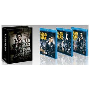 Trilogia Mad Max Blu-ray