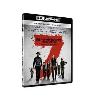 Cei sapte magnifici Blu-ray 4K
