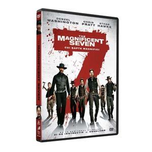 Cei sapte magnifici DVD