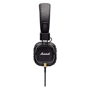 Casti MARSHALL Major II, Cu Fir, On-Ear, Microfon, negru