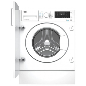 Masina de spalat rufe cu uscator incorporabila BEKO HITY854310F, 8/5kg, A, alb