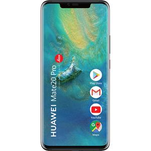 Telefon HUAWEI Mate 20 Pro 128GB, 6GB RAM, Dual SIM, Black