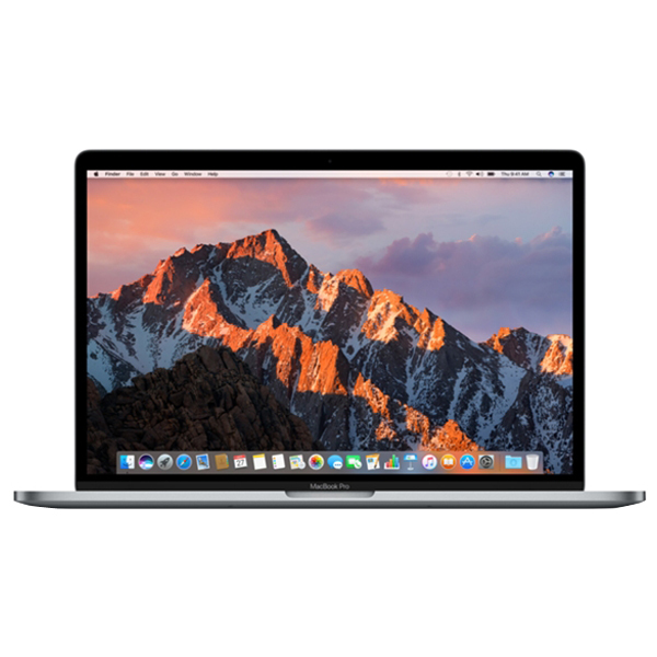 "Laptop APPLE MacBook Pro 15"" Retina Display si Touch Bar mptt2ro/a, Intel® Core™ i7 pana la 3.9GHz, 16GB, 512GB, AMD Radeon Pro 560 4GB, macOS Sierra, Space Gray - Tastatura layout RO"