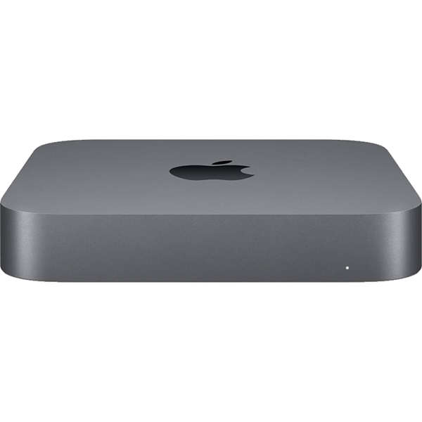 Sistem Desktop PC APPLE Mac mini MRTT2ZE/A, Intel Core i5 pana la 4.1GHz, 8GB, SSD 256GB, Intel UHD Graphics 630, macOS Mojave-INT