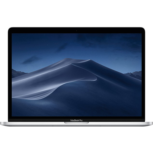 "Laptop APPLE MacBook Pro 13 muhr2ze/a, Intel Core i5 pana la 3.9GHz, 13.3"" Retina Display si Touch Bar, 8GB, 256GB, Intel Iris Plus Graphics 645, macOS Mojave, Silver - Tastatura layout INT"