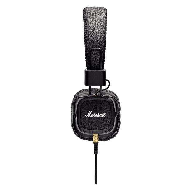 Casti MARSHALL Major II, Cu Fir, On-Ear, Microfon, negru