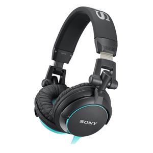 Casti SONY MDR-V55L, on ear, cu fir, albastru