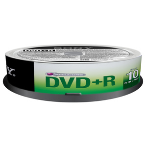 DVD+R SONY 10DPR47SP, 16x, 4.7GB, 10buc - Spindle