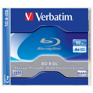 BD-R DL VERBATIM 43748, 6x, 50GB, 1buc