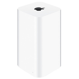 Router wireless APPLE Airport Extreme ME918Z/A, Dual-Band, WAN, LAN, USB 2.0, alb