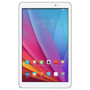 "Tableta HUAWEI MediaPad T1 10, Wi-Fi, 9.6"" IPS, Quad Core Qualcomm Snapdragon MSM8916 1.2GHz, 16GB, 1GB, Android KitKat 4.4.4"