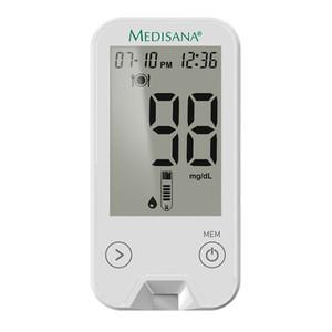 Pachet 4 glucometre MEDISANA MediTouch® 2 79030 (MG/DL) + 10 pachete benzi testare 79038 (2x25 buc / pachet)