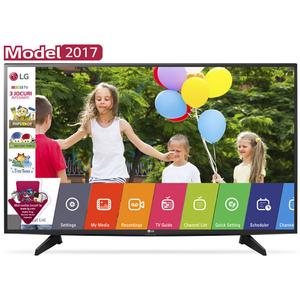 Televizor LED Full HD, Game TV, 108cm, LG 43LJ515V, negru