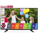 Televizor LED Full HD, Game TV, 108cm, LG 43LJ515V, negru