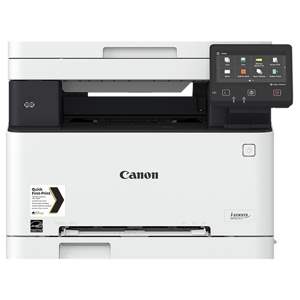Multifunctional laser color CANON i-SENSYS MF631Cn, A4, USB, Retea