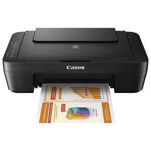 Multifunctional inkjet color CANON PIXMA MG2550S, A4, USB, negru