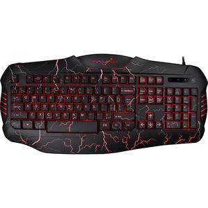 Tastatura Gaming MYRIA MG7508, USB, Layout US, negru