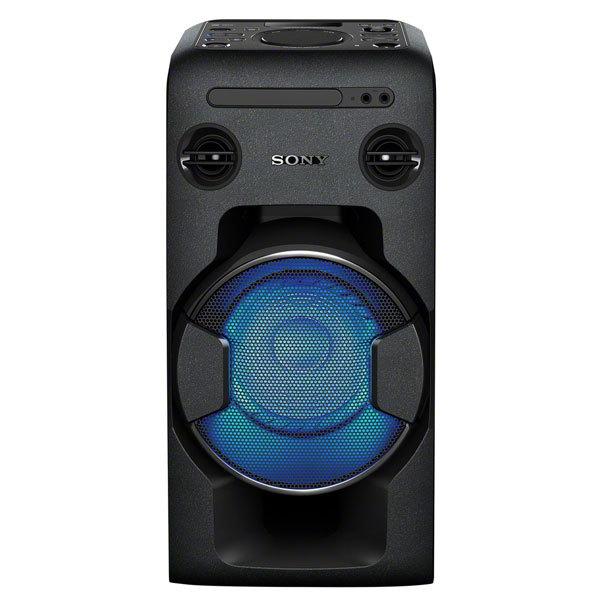 Sistem audio SONY MHC-V11, Party Music, NFC, Bluetooth, USB, CD, iluminare LED