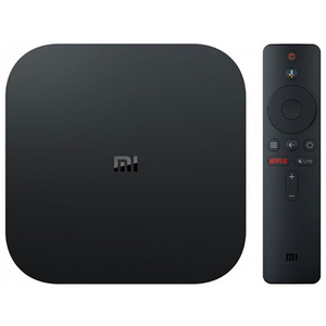 Player Multimedia Xiaomi Mi Box S, 4K, HDR, negru