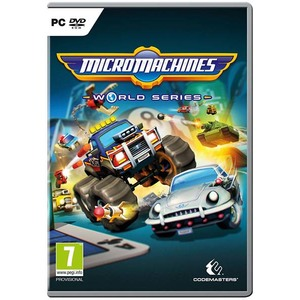 Micro Machines: World Series PC