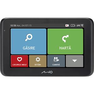Sistem de navigatie GPS cu Camera Auto DVR MIO Drive 50, Europa