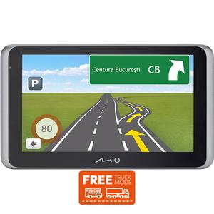 "Sistem de navigatie GPS MIO MiVue™ Drive 60 LM, 6.2"", Europa+ TRUCK Mode"