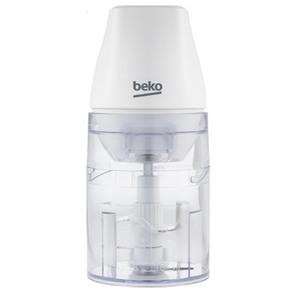 Mini tocator BEKO CHP5554W, vas plastic, 0.5l, 550W