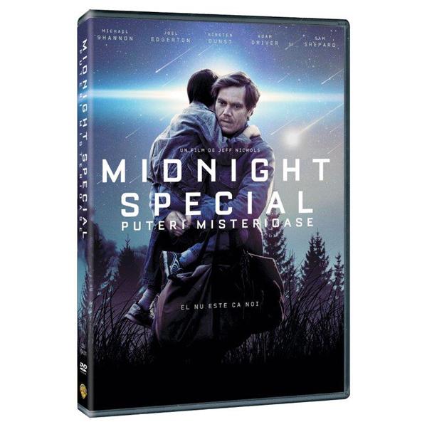 Midnight Special: Puteri misterioase DVD