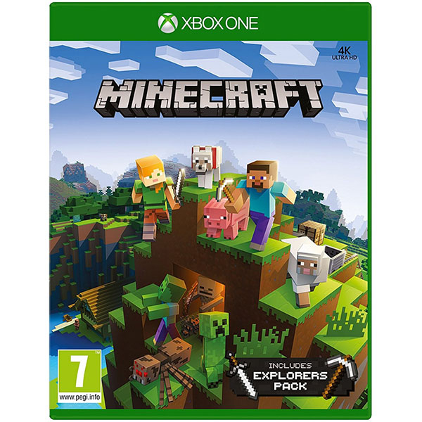 Minecraft + Explorer's Pack Xbox One