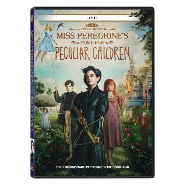 Copiii domnisoarei Peregrine: intre doua lumi DVD