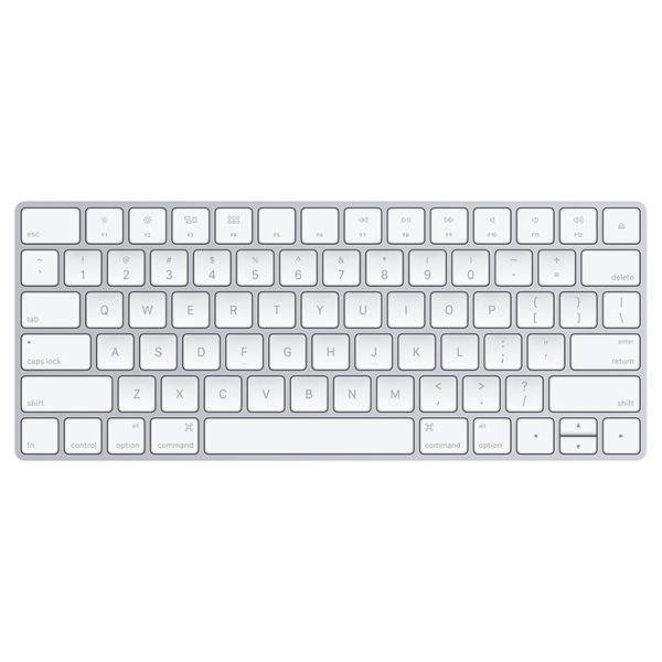 Tastatura Wireless APPLE Magic, Bluetooth, Layout INT, alb