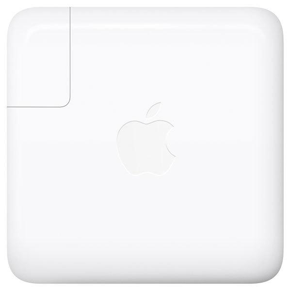 Adaptor de alimentare USB-C APPLE MNF82Z/A, 87W, alb