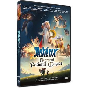 Asterix - Secretul potiunii magice DVD