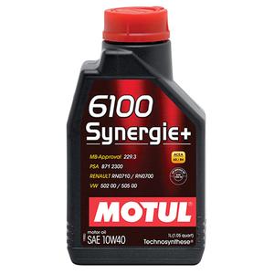 Ulei motor MOTUL 6100 Synergie, 10W40, 1l