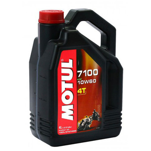 Ulei moto MOTUL 7100 Easter MOT71004T10W604L 4T, 10W60, 4l