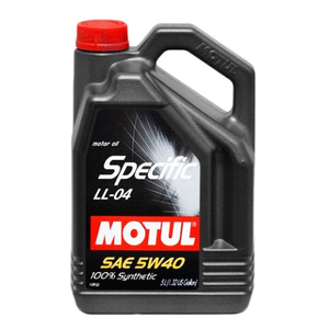Ulei motor MOTUL Specific Bmw LL-04, 5W40, 5l