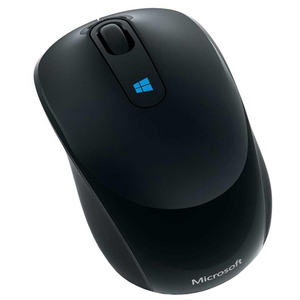 Mouse Wireless MICROSOFT Sculpt Mobile Win 8, 1000dpi, negru